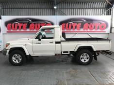 2017 Toyota Land Cruiser 70 4.5D Single cab Bakkie Gauteng Vereeniging_1