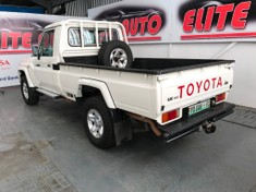 2017 Toyota Land Cruiser 70 4.5D Single cab Bakkie Gauteng Vereeniging_2