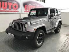 2014 Jeep Wrangler Sahara 3.6l V6 A/t 2dr POLAR EDITION Gauteng