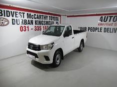 2017 Toyota Hilux 2.4 GD A/C Single Cab Bakkie Kwazulu Natal