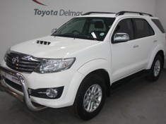 2015 Toyota Fortuner 2.5d-4d Rb At  Mpumalanga Delmas_2