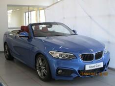 2015 BMW 2 Series 228i Convertible M Sport Auto Kwazulu Natal_0