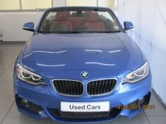 2015 BMW 2 Series 228i Convertible M Sport Auto Kwazulu Natal_2