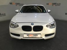 2013 BMW 1 Series 118i Sport Line 5dr At f20  Western Cape Cape Town_3
