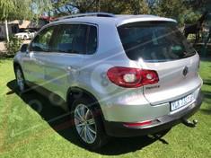 2009 Volkswagen Tiguan 2.0 Tdi Sport-style 4m Tip  Gauteng Vanderbijlpark_2