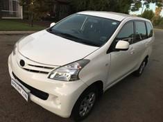 2012 Toyota Avanza 1.5 Sx At  Gauteng Boksburg_0