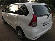 2012 Toyota Avanza 1.5 Sx At  Gauteng Boksburg_1