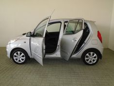 2018 Hyundai i10 1.1 Motion Auto Gauteng Johannesburg_4