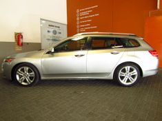 2011 Honda Accord 2.4 Exclusive Tourer At  Gauteng Johannesburg_1