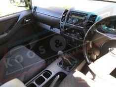 2009 Nissan Navara 4.0 V6 4x4 Pu Dc  Gauteng Vanderbijlpark_1