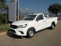 2018 Toyota Hilux 2.4 GD Single Cab Bakkie Gauteng Johannesburg_0