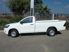 2018 Toyota Hilux 2.4 GD Single Cab Bakkie Gauteng Johannesburg_1