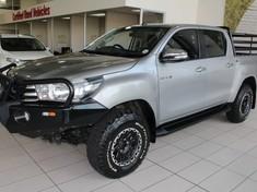 2017 Toyota Hilux 2.8 GD-6 Raider 4X4 Double Cab Bakkie Auto Limpopo Phalaborwa_2
