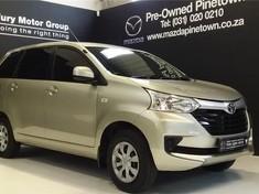 2016 Toyota Avanza 1.5 Sx  Kwazulu Natal