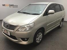 2013 Toyota Innova 2.7 Vvti 8 Seat  Gauteng