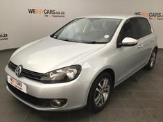 2012 Volkswagen Golf Vi 1.6 Tdi Comfortline Dsg  Gauteng