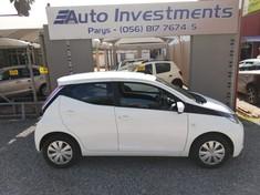 2017 Toyota Aygo 1.0 5-Door Gauteng