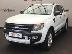 2012 Ford Ranger 3.2tdci Wildtrack P/u D/c  Gauteng