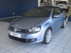2013 Volkswagen Golf Vi 1.4 Tsi Cabrio C/line  Gauteng