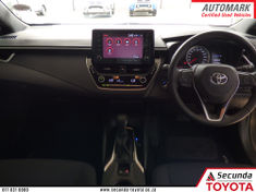 2019 Toyota Corolla 1.2T XS CVT 5-Door Mpumalanga Secunda_3