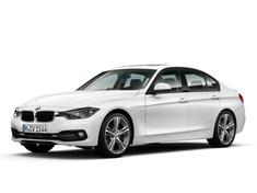 2015 BMW 3 Series 320i Sport Line Auto Western Cape