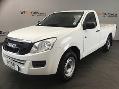 2016 Isuzu KB Series 250D LEED Single cab Bakkie Gauteng