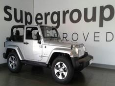 2019 Jeep Wrangler Sahara 3.6l V6 At 2dr  Gauteng Pretoria_0
