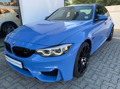 2017 BMW M3 M-DCT Competition Gauteng