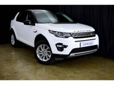 2017 Land Rover Discovery SPORT 2.0i4 D HSE Gauteng