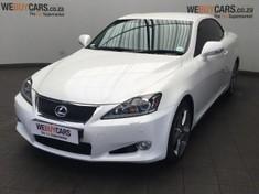 2011 Lexus IS 250 Convert Ltd  Gauteng