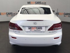 2011 Lexus IS 250 Convert Ltd  Gauteng Centurion_1
