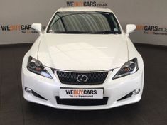 2011 Lexus IS 250 Convert Ltd  Gauteng Centurion_3
