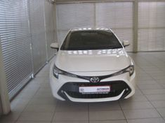 2019 Toyota Corolla 1.2T XS 5-Door Mpumalanga White River_0