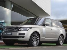 2015 Land Rover Range Rover 5.0 V8 S/c Autobiography  Kwazulu Natal
