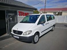 ac3d9fa3e1 2010 Mercedes-Benz Vito 115 2.2 Cdi Crew Bus Western Cape Kuils River