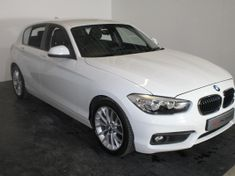 2016 BMW 1 Series 118i 5DR Auto f20 Eastern Cape East London_0