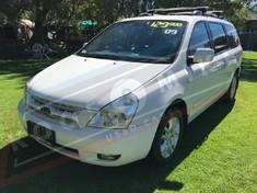 2009 Kia Sedona 2.9 Crdi  Gauteng