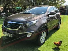 2010 Kia Sportage 2.0 Ignite  Gauteng