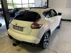 2018 Nissan Juke 1.6T Tekna Gauteng Vanderbijlpark_4
