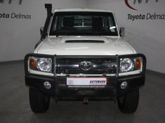 2015 Toyota Land Cruiser 70 4.5D Single cab Bakkie Mpumalanga Delmas_1