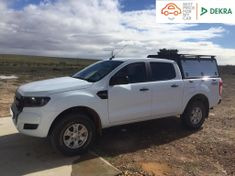 2017 Ford Ranger 2.2TDCi XL 4X4 Double Cab Bakkie Western Cape