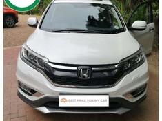 2015 Honda CR-V 2.4 Executive A/t  Western Cape