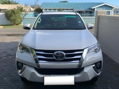 2017 Toyota Fortuner 2.4GD-6 R/B Auto Western Cape