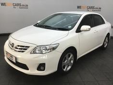 2011 Toyota Corolla 2.0 Exclusive A/t  Gauteng