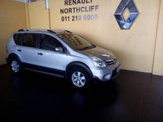 2014 Nissan Livina 1.6 Acenta X-gear  Gauteng Randburg_1