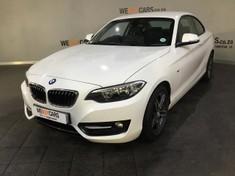 2015 BMW 2 Series 220i Sport Line Western Cape