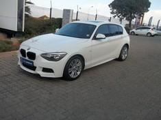 2015 BMW 1 Series 120d M Sport Line 5dr A/t (f20)  Gauteng