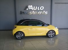 2015 Opel Adam Small student Car Gauteng Vanderbijlpark_0