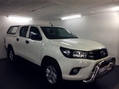 2018 Toyota Hilux 2.4 GD-6 SRX 4X4 Double Cab Bakkie Auto Limpopo Tzaneen_1