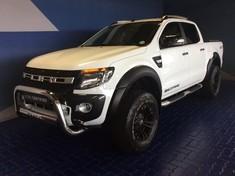 2015 Ford Ranger 3.2TDCi 3.2 WILDTRAK 4X4 Auto Double Cab Bakkie Gauteng